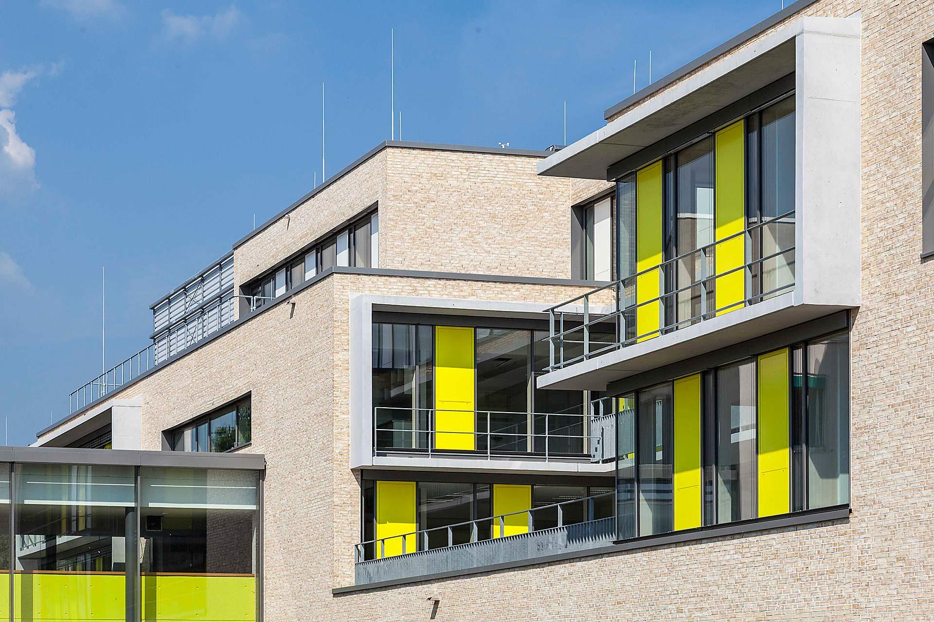 Architekt Weinheim ärztehaus in weinheim oho architekten stuttgart
