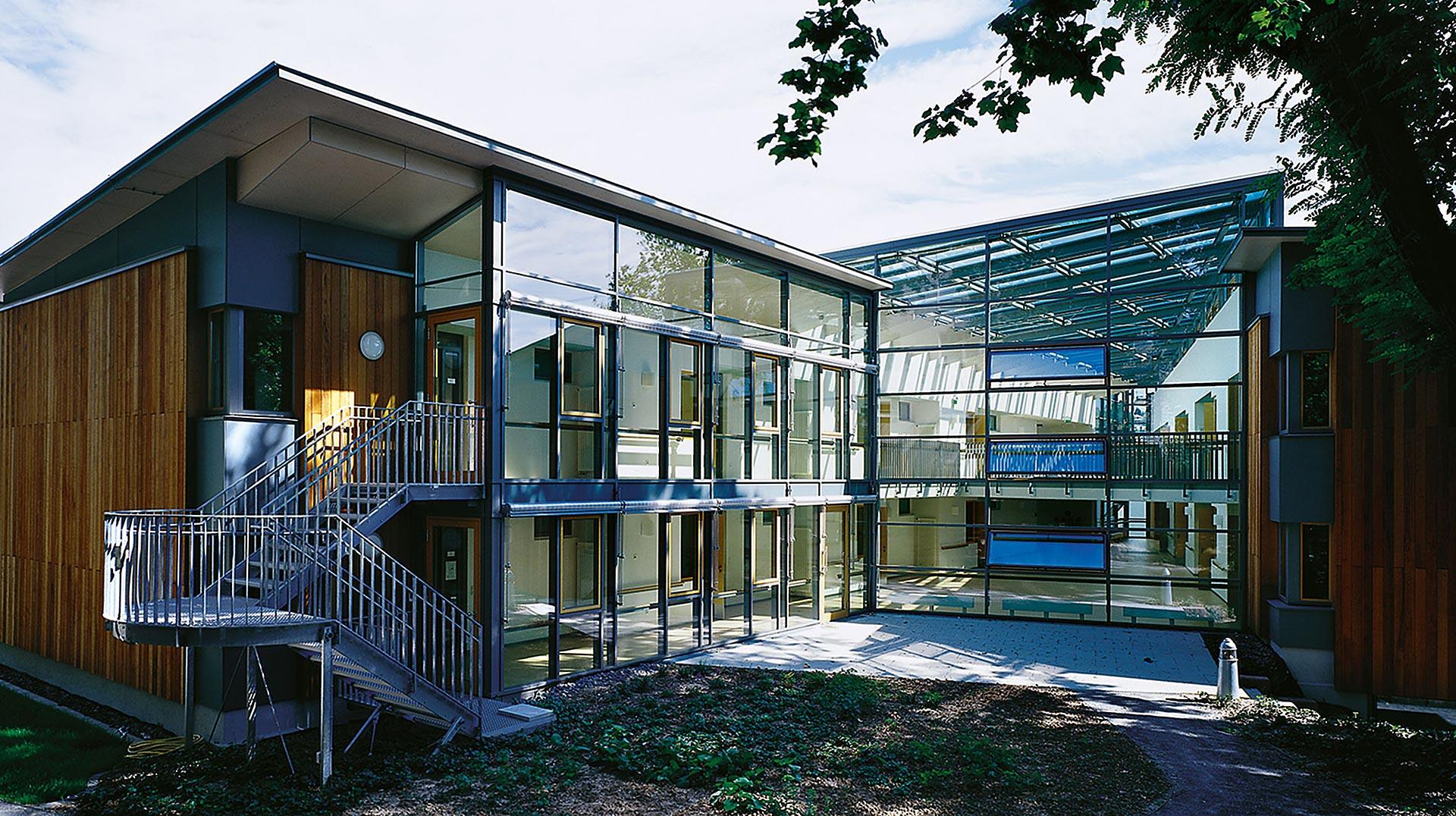 walter geiger haus in pforzheim oho architekten stuttgart. Black Bedroom Furniture Sets. Home Design Ideas