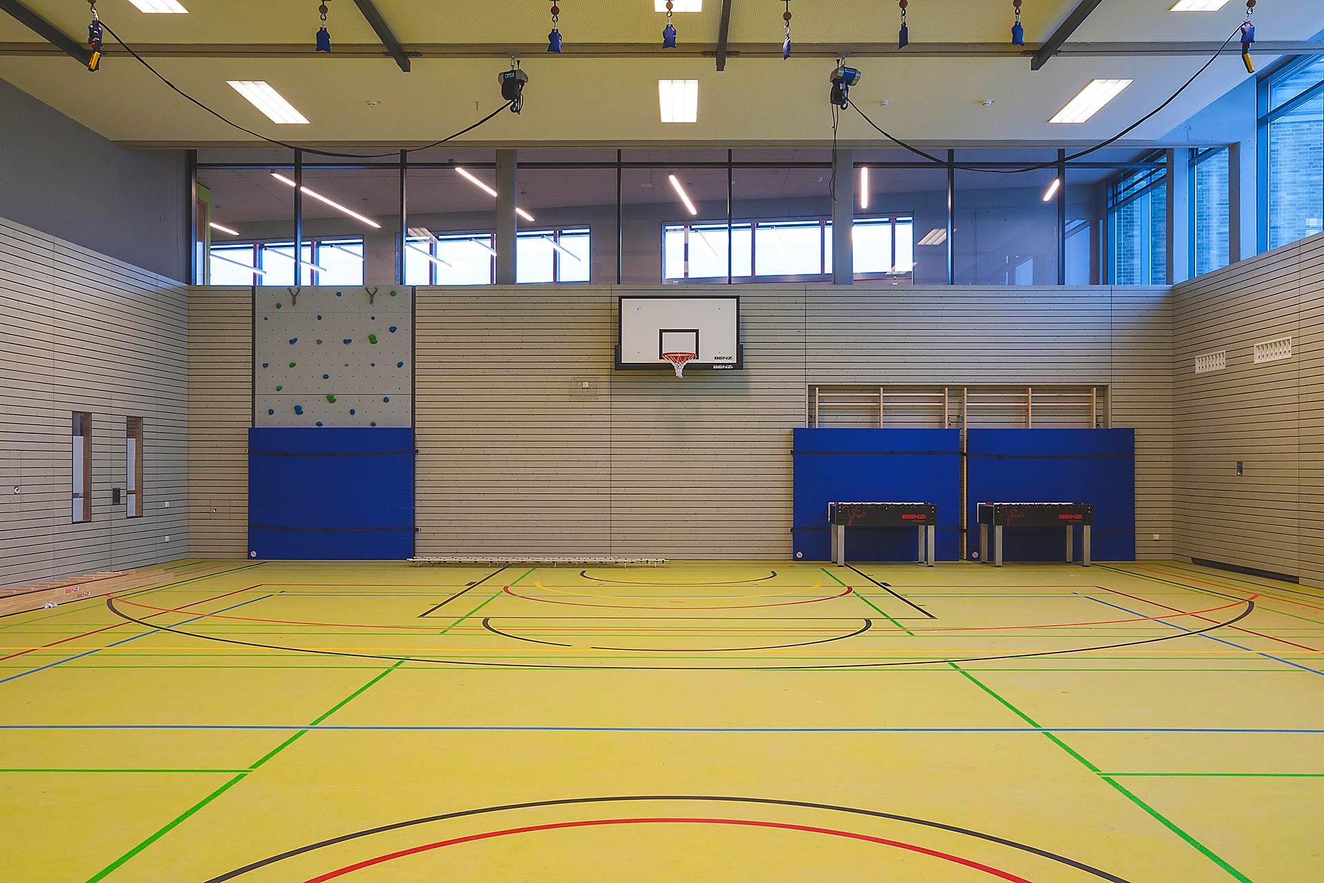 sporthalle und schwimmhalle martinsschule in ladenburg. Black Bedroom Furniture Sets. Home Design Ideas