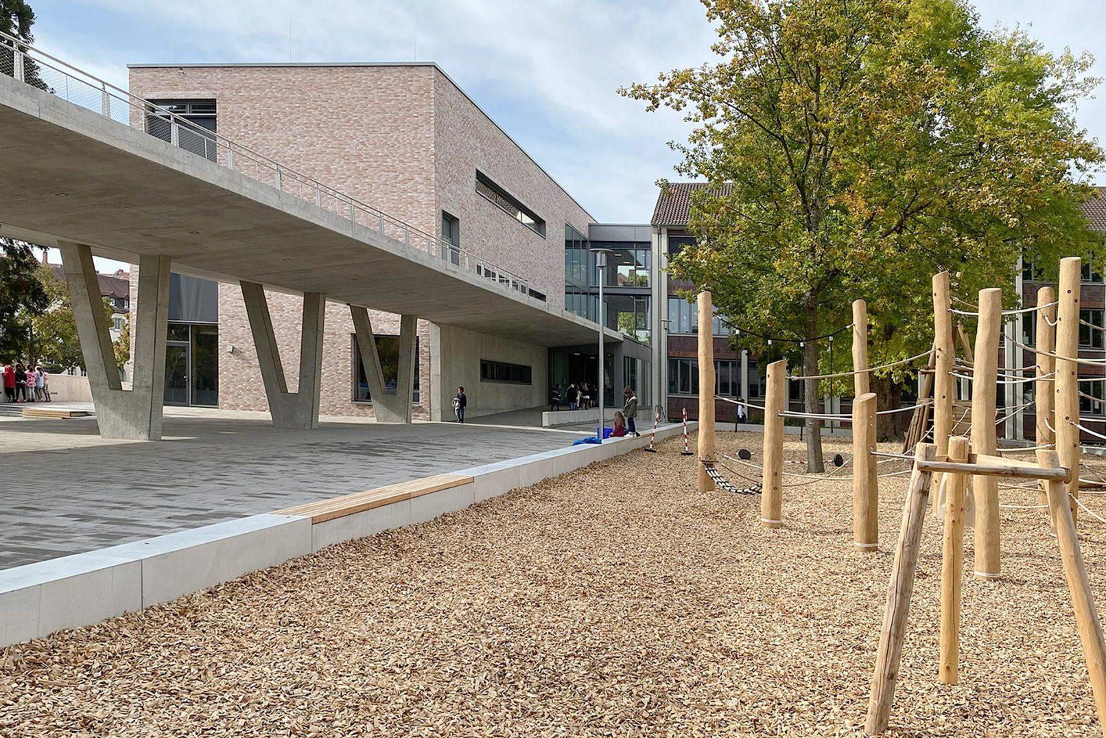 Drais Grundschule Karlsruhe